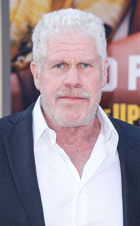 Ron Perlman Files for Divorce From His Wife of Almost 40