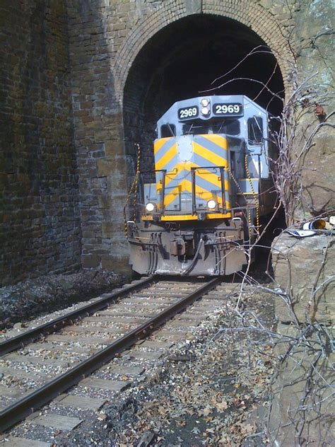 Rock Island, OK : The only train tunnel in Oklahoma photo