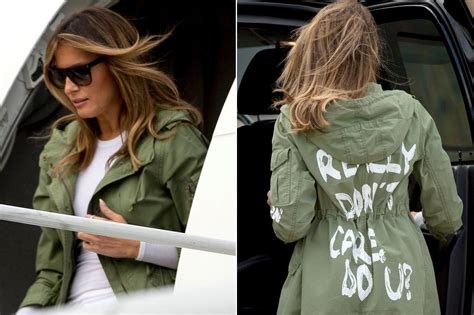 Melania Trump Uses Clothes To Humiliate The Donald When