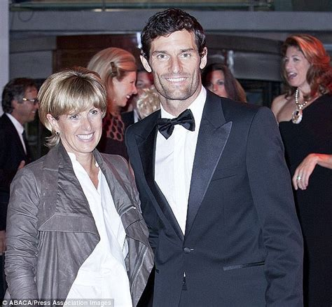 The woman who took Mark Webber from teen to Formula One