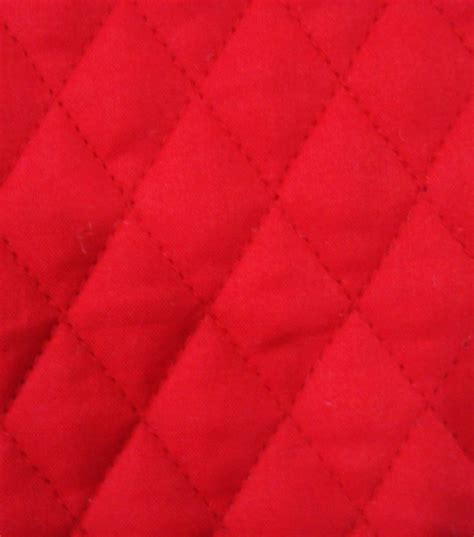 """Double Faced Pre-Quilted Fabric 42""""-Diamond Solids   JOANN"""
