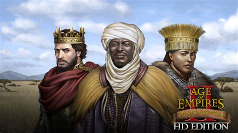 Age of Empires 2 HD update The African Kingdoms arrives