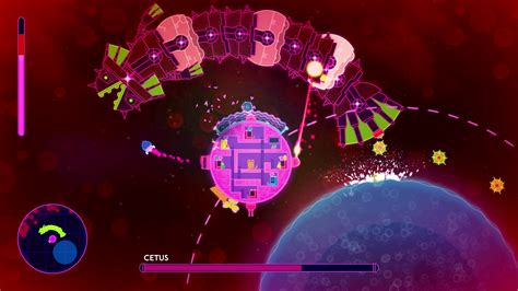 Lovers in a Dangerous Spacetime Arrives on the PlayStation