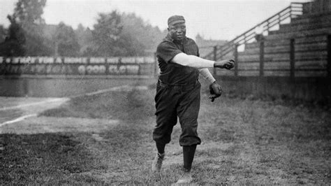 Rube Foster was the big man behind the first successful