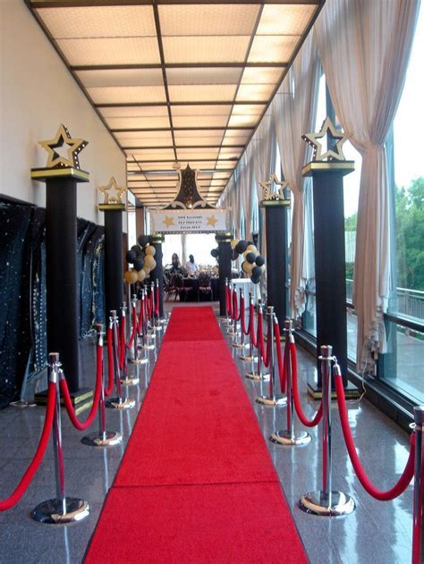 Red Carpet | Hollywood party theme, Prom party ideas, Prom