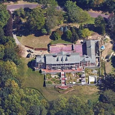Vince McMahon's House in Greenwich, CT (Google Maps)