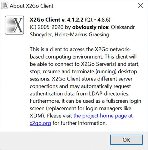 clipboard stops working on x2go windows client when