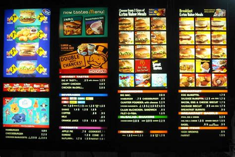 Price Increases at McDonalds from 2002 to 2013