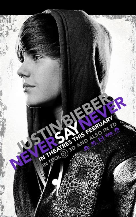 New JUSTIN BIEBER: NEVER SAY NEVER Trailer & Sneak Preview