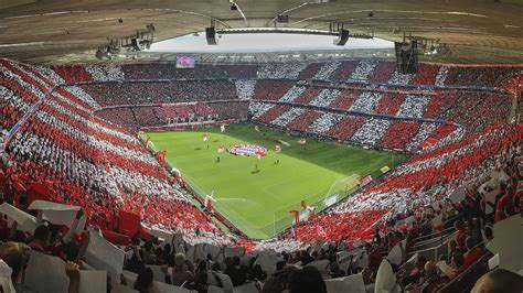 300th competitive fixture for FCB at the Allianz Arena