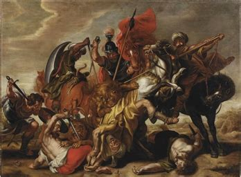 After Sir Peter Paul Rubens , The Lions Hunt | Christie's