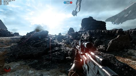 Star Wars: Battlefront Sports Some Of The Best Visuals