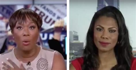 MSNBC pulls race card out to get Omarosa to bash Trump