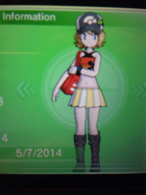 Recently started a new game as the female protagonist