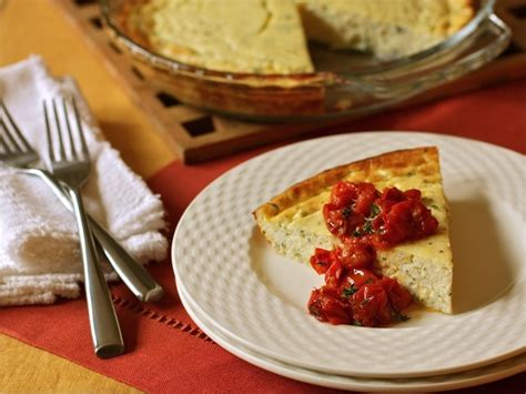 Cabot's Baked Cottage Cheese with Roasted Grape Tomatoes