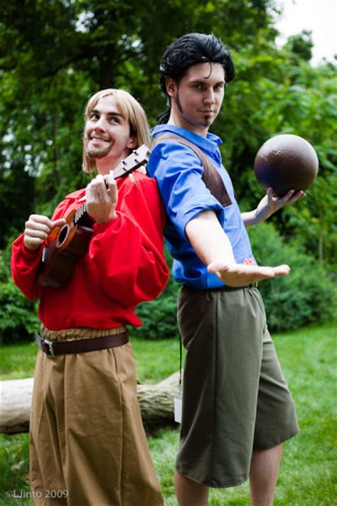 Fun and Unusual Halloween Costumes for Two People (30 pics