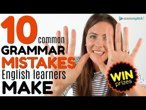 Common Errors in the Use of English Prepositions – ESL Buzz