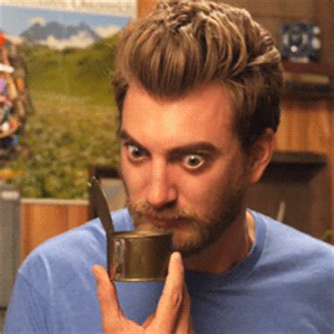 Rhett and Link smell 40 years old ham & eggs x NOT a good
