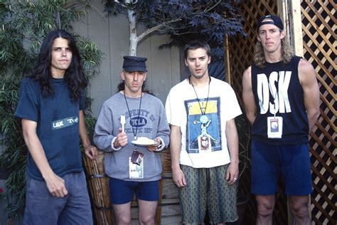 Tool's First Bassist Paul D'Amour Joins Ministry