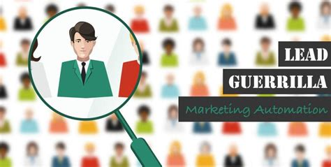 Your Next Marketing Hire: Lead Guerrilla - 1CRM: All-in