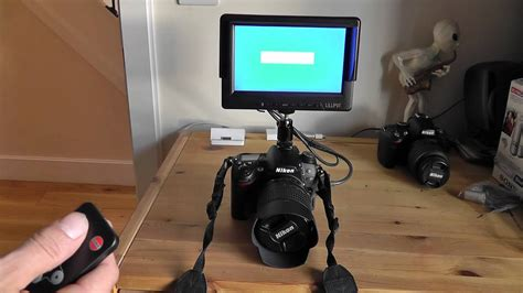 Review: Lilliput 668-GL Monitor / Display for DSLR and