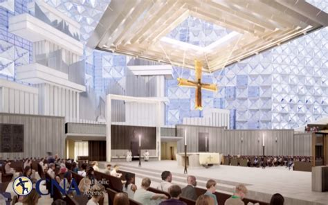 """Inside the Transformation of the """"Crystal Cathedral"""" into"""