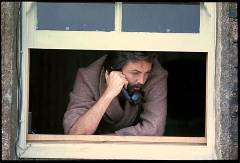 Linda McCartney, and her Photographs of Paul, The Beatles