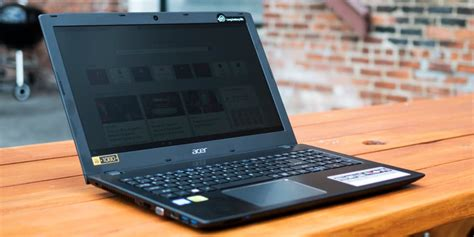 Acer Aspire E5-575G-53VG Laptop Review - Reviewed