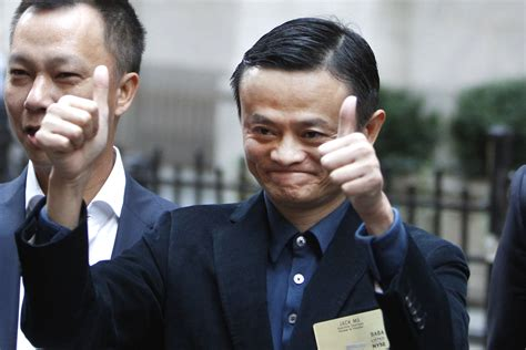 Alibaba CEO Jack Ma delivers windfall as make-investors