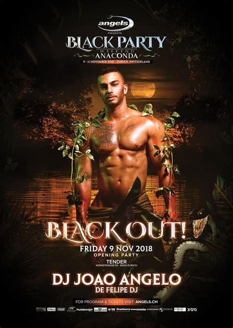 Black Out! — GAY