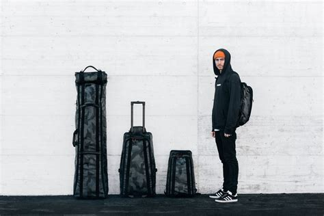 """Db Equipment Unveils New """"Black Camo"""" Collection"""